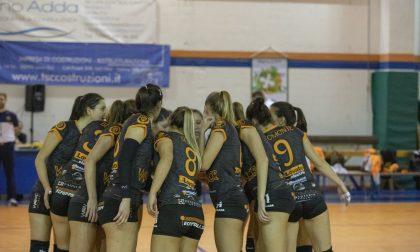Il punto sulla pallavolo bergamasca In B2 femminile Bergamo domina