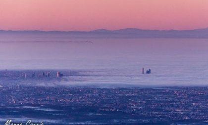 L'alba in vetta al Resegone - Marco Caccia