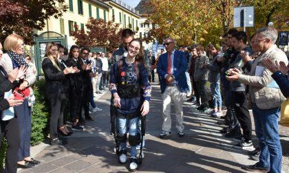 Alice ha portato la sua… Felicità da Le Iene a San Pellegrino