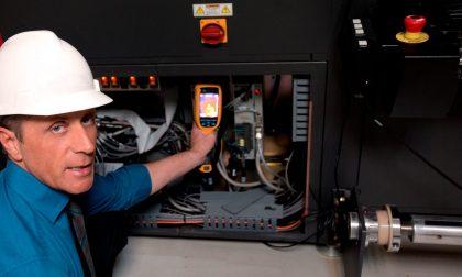 Usare la termografia in azienda Miglior prevenzione per gli incendi