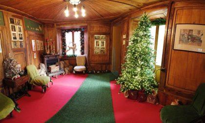 In anteprima, le foto delle stanze della casa di Babbo Natale a Gromo