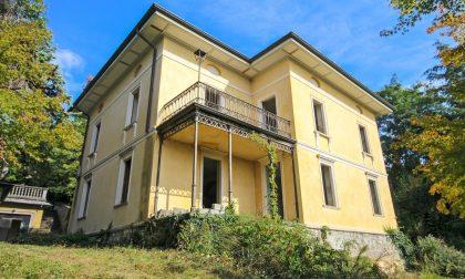 Tutte le tante anime di Monterosso in una sola, stupenda villa liberty