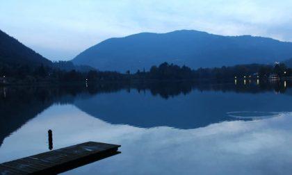 Malinconico silenzio (lago di Endine) - Laura Valota