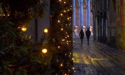 Mattina di novembre in Città Alta, aspettando il Natale – Stefano Lavelli