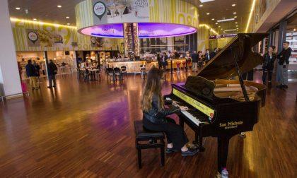 Dieci ore di concerto in aeroporto per inaugurare il Donizetti Opera