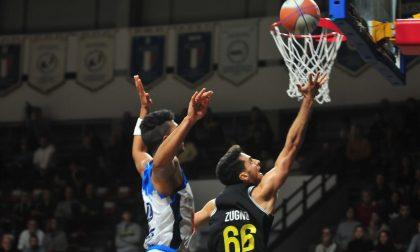 Il punto sul basket bergamasco Napoli ha preso a sberle la BB14