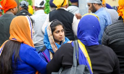 Lo storico pellegrinaggio dei Sikh (che son tantissimi in Bergamasca)