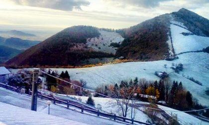 Un velo bianco sui Colli di San Fermo – Marzia