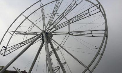 10 frasi in dialetto bergamasco sulla ruota panoramica in centro