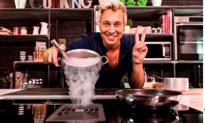 Salone del Mobile, tra 80 espositori c'è anche lo chef Andrea Mainardi
