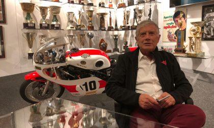 Giacomo Agostini ha il suo museo in via Quintino Alto (ma è privato)