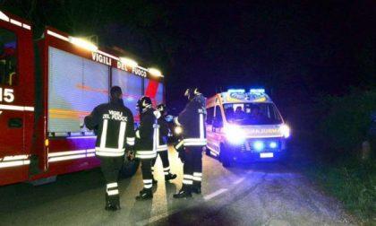 Tragedia nella notte sulla A4: muore una donna di Chiuduno. Il figlio era poco più avanti