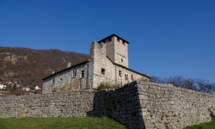 Storie e leggende delle nostre valli Il numero aureo del castello Suardi