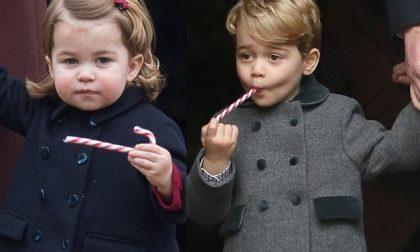 Il Natale in quel di casa Windsor e le richieste di George e Charlotte