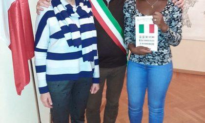 Miriama ora è cittadina italiana «Ma sono italiana da sempre»