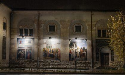 Il Natale è apparso in Malpensata