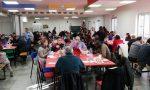 Il Natale, soprattutto per gli altri Il pranzo della Caritas a Dalmine