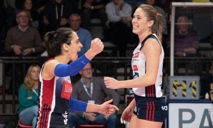 Zanetti, Fenoglio riporta il sorriso E anche l'Olimpia vince bene