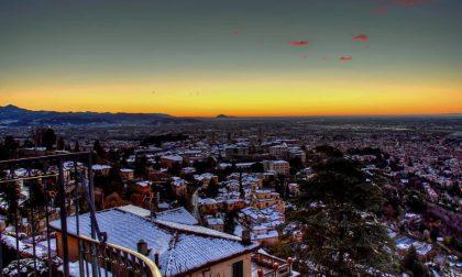 Alba su neve - Luca Mauri