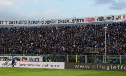 Il colmo: il Daspo a tre tifosi che a Firenze neanche c'erano