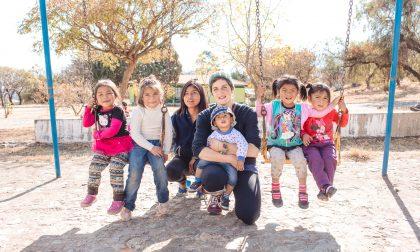 Tre sorelle e un coro africano per sostenere Cochabamba