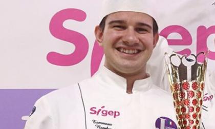Tommaso Nembrini rappresenterà l'Italia ai mondiali di pasticceria