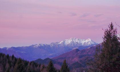 Se volete capire cos'è davvero la bellezza, dovete salire in cima alla Presolana