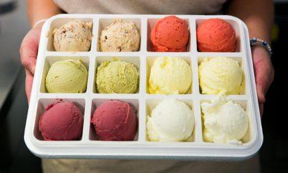Tra le migliori gelaterie d'Italia ci sono anche l'Oasi di Badalasco e la Pasqualina di Almenno San Bartolomeo