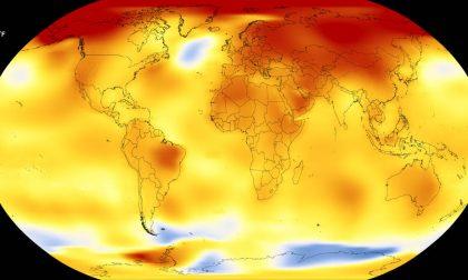 Gli ultimi cinque anni sono i più caldi dal 1880. Guarda il video della Nasa