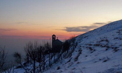 Sul Monte Linzone, una meraviglia proprio dietro casa