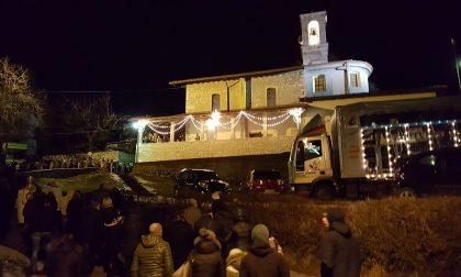 Torna l'amata Festa di San Mauro a Bruntino, tra benedizioni e biligocc