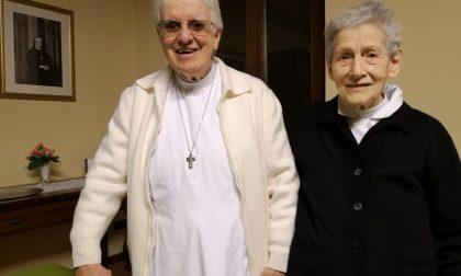 Celinia e Anna Bianca, le due suore della buonanotte
