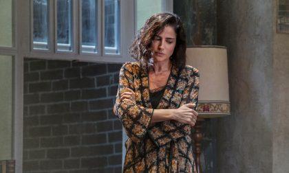 "Luisa Ranieri diretta dal marito Luca Zingaretti in ""The deep blue sea"""