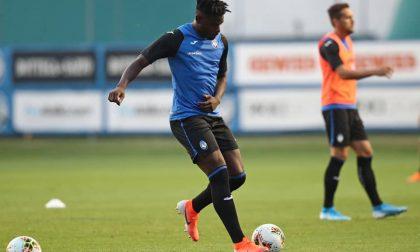 Zapata torna al gol: tripletta nell'amichevole contro la Tritium, battuta 6-1