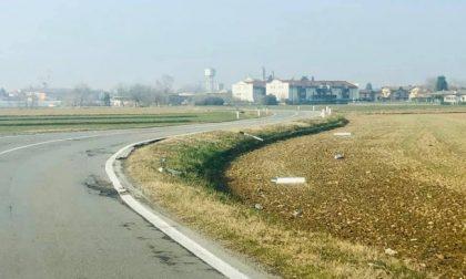Paletti tolti dai vandali, lo sfogo del sindaco Bolandrini