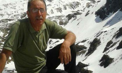Angelo Bosio è andato avanti, a Gandino gli Alpini in lutto per la morte del vicecapogruppo