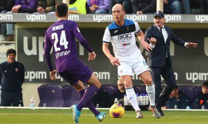 Masiello non gioca e potrebbe lasciare l'Atalanta. Sampdoria e Cina sono alla finestra