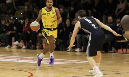 La Bergamo Basket 2014 ha perso anche lo scontro diretto con Roma