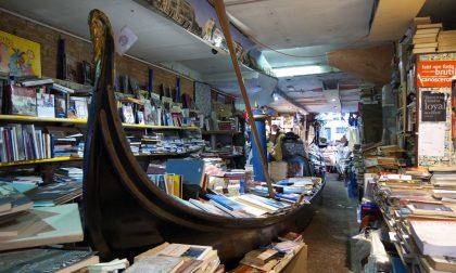 Da Bergamo in dono 500 libri per Venezia