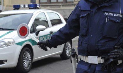 Da Boltiere a Pontirolo per provare la bici nuova: multato dalla Polizia locale