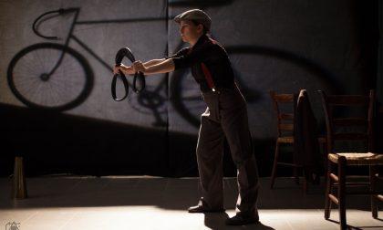 Lo spettacolo di Gino Bartali in scena all'Imiberg. È gratis, basta iscriversi