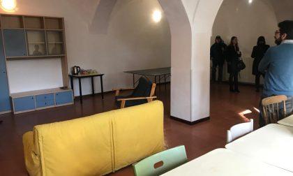 Senza dimora, nuovo spazio di accoglienza a Castagneta