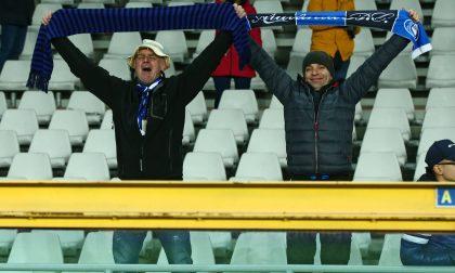 Le foto dei tifosi (felici e increduli) allo stadio per Torino-Atalanta 0-7