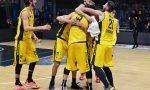 Il colpaccio della Bergamo Basket 2014, che da ultima in classifica batte la prima
