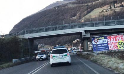 Viabilità Val Seriana, monta la protesta per la denuncia della Polizia. Parte una raccolta fondi per le spese legali