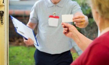 Venditore porta a porta senza tesserino, scatta la multa da 5mila euro