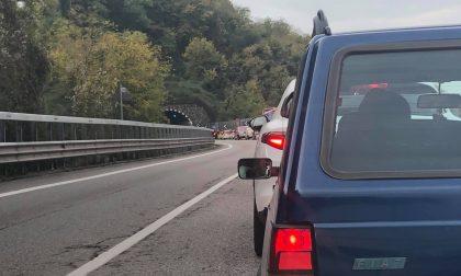 Val Seriana: dopo code, incidenti e multe ora arrivano le denunce dei vigili a chi si lamenta sul web