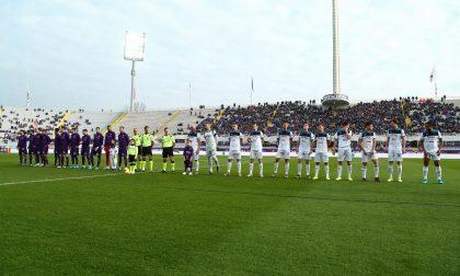 Insulti a Gasperini, multata la Fiorentina per i cori contro il tecnico dell'Atalanta