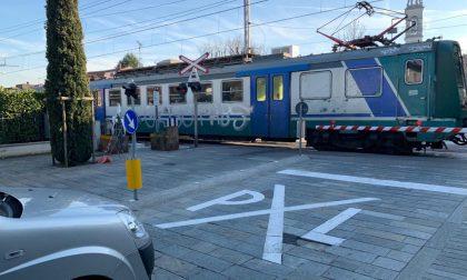 L'incubo diventa realtà: i passaggi a livello di Curno dureranno sette minuti e il traffico in Bergamasca andrà in tilt