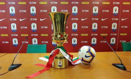 Coppa Italia, sorteggiati ottavi e quarti di finale: l'Atalanta giocherà sempre in casa
